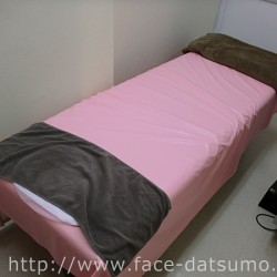 湘南の施術ベッド